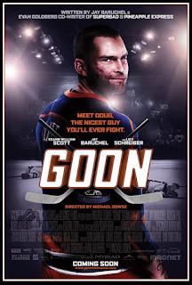 Poster - Goon, Estrenos 2012