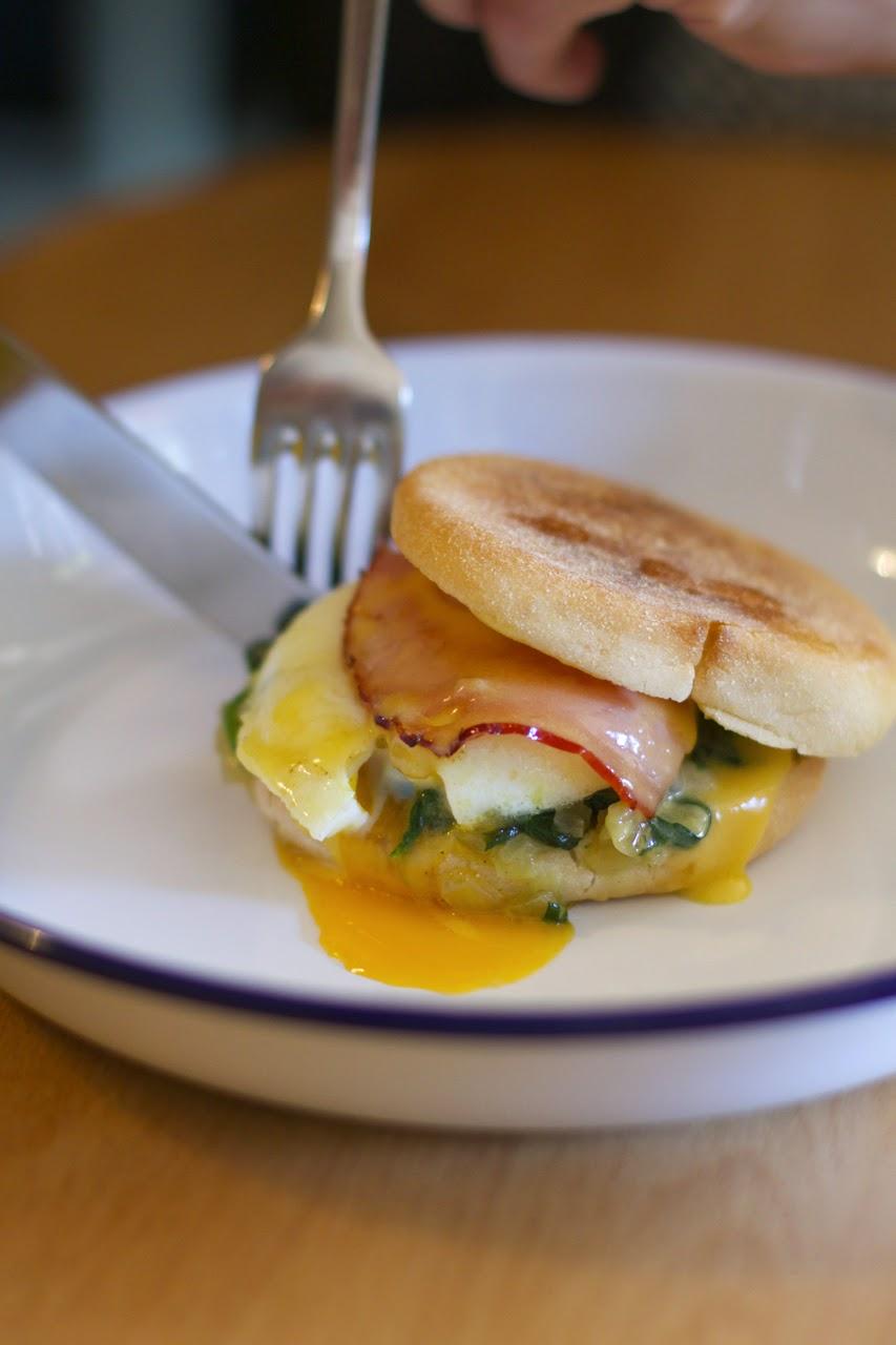 Lykkelig mein foodblog for Ottos burger hamburg