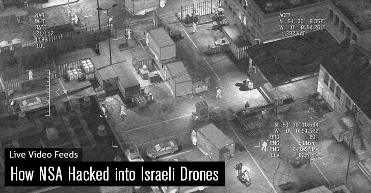 Israeli-Drones-Live-Video-Feeds