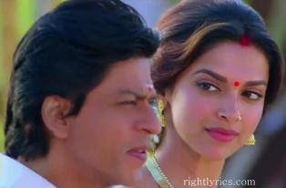 Titli Lyrics - Chennai Express Song