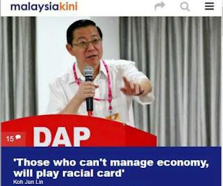 DAP tuduh PAS Kelantan Main Isu Perkauman - Sebenarnya Merujuk Kepada Mereka Sendiri