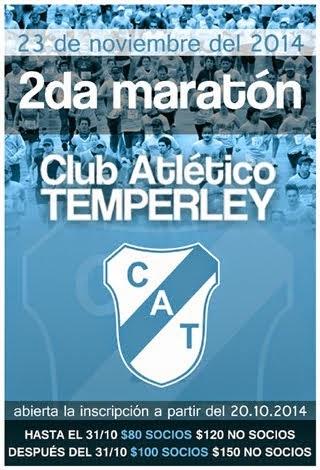 2ª Maraton Celeste