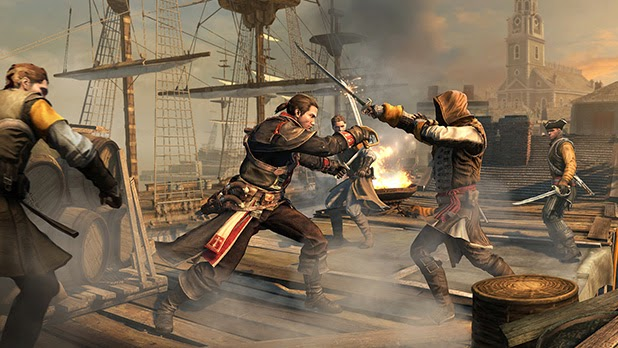 Assassin´s Creed: Rogue