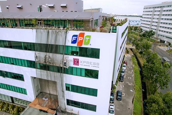 Trụ Sở FPT Tân Thuận Được Nâng Cấp
