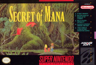 Secret of Mana Box New Mana Game In The Works?