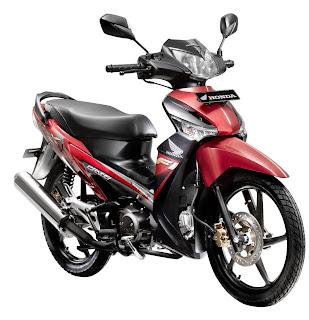 Honda Supra X PGM-FI
