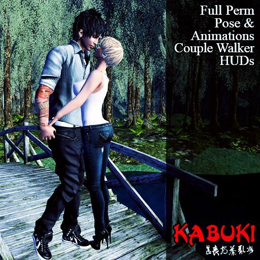 Kabuki Full Perm Bento