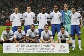 EURO 2012 : Profil Tim Inggris