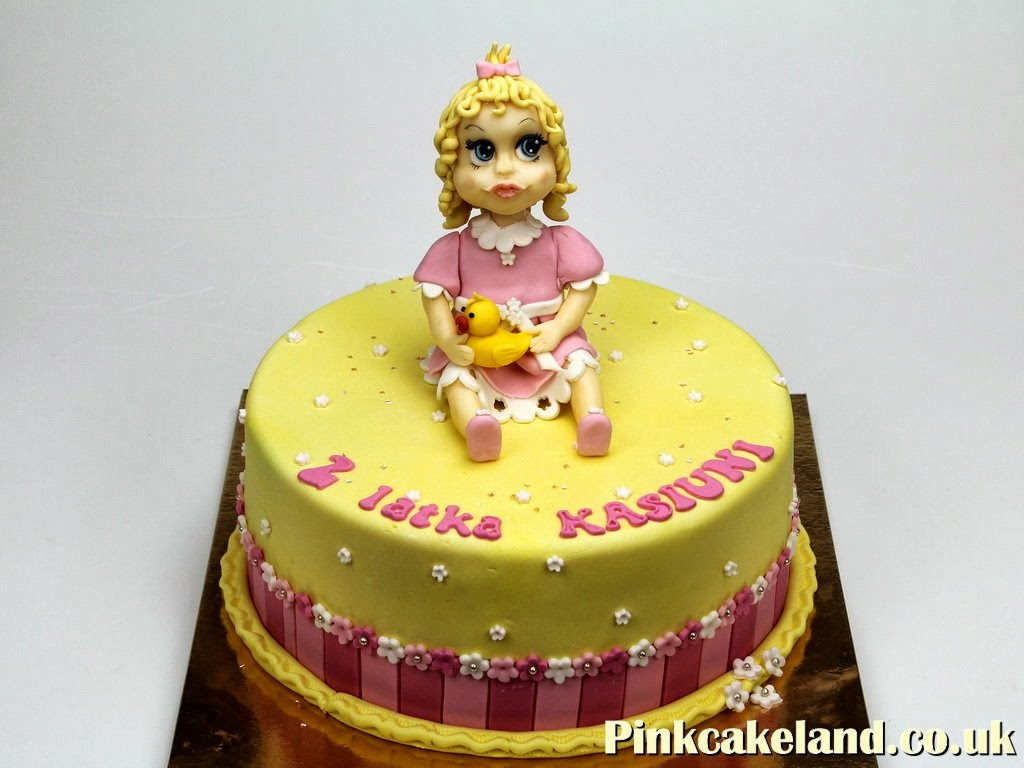 Birthday cakes for girls in London