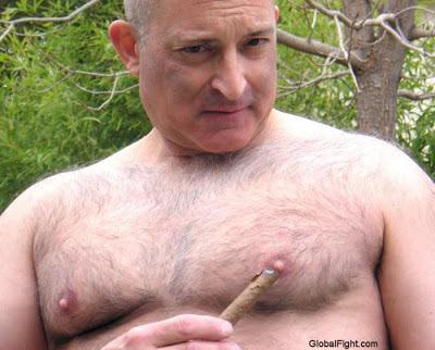 hairy hunks dad