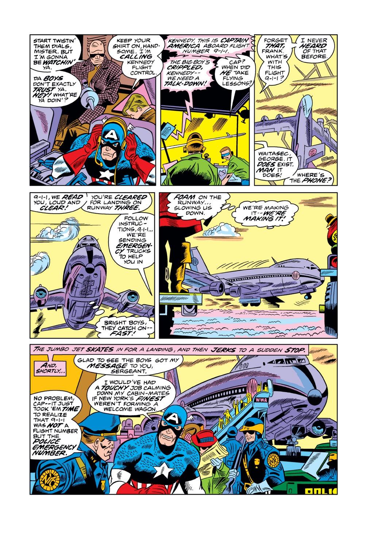 Captain America (1968) Issue #192 #106 - English 18