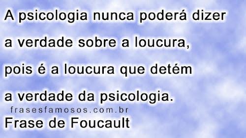Frases Foucault
