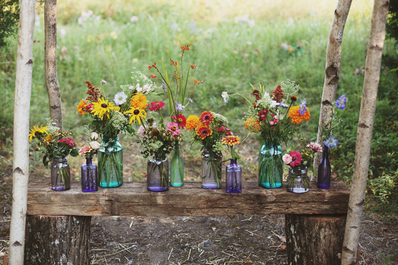 Life Of A Vintage Lover Hummingbird And Wildflower Wedding