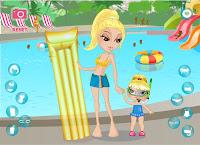 Jogos de Nadar Parque Aquático