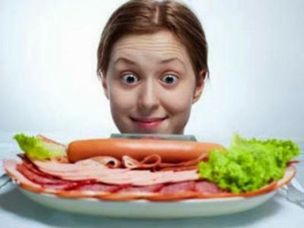 5 Cara Mengurangi Nafsu Makan Berlebih Secara Alami