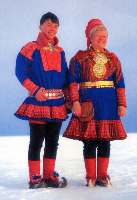Куклы в Костюмах Народов Мира №17 - Финляндия