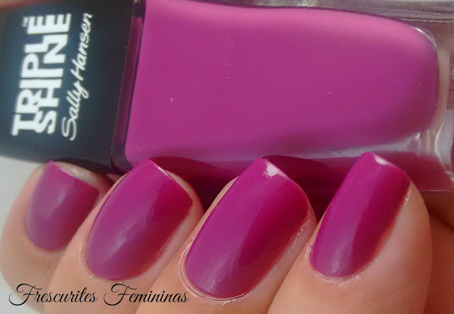 Sally Hansen, Triple Shine, Water Lilly, Sally, Hansen, Triple, Shine, Frescurites, Femininas, esmalte, nail, polish