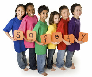 5 At-home Safety Features For Your Children