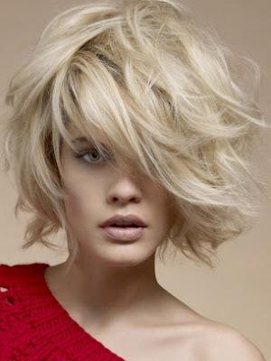 modernos peinados pelo medio