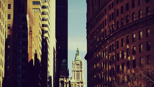 New York City Urban HD Wallpaper
