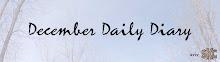 ***Le blog atelier du DECEMBER DAILY DIARY***