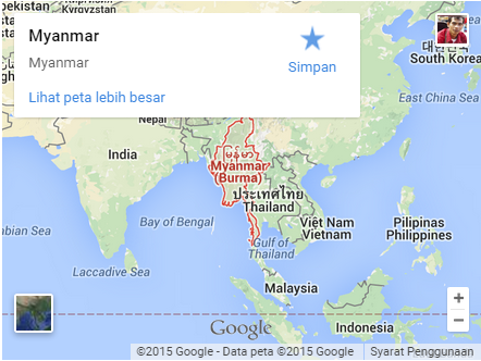 Tentang negara Myanmar