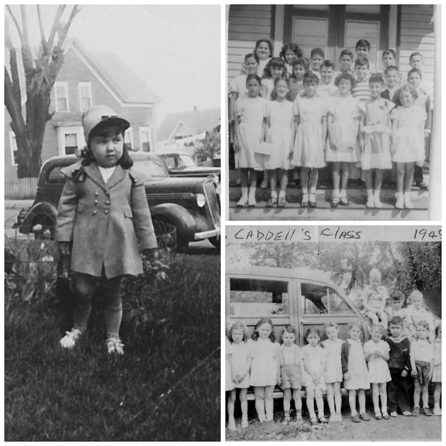 MEMOIRS OF SCHOOL STREET VILLAGE: growing up in a Portuguese Village in America
