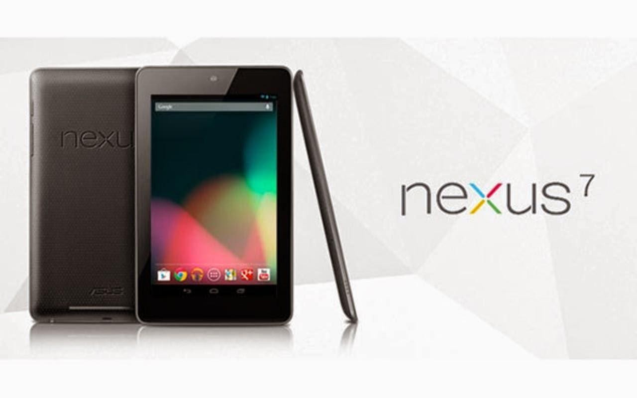 Spesifikasi, Kelebihan dan Kekurangan Asus Google Nexus 7