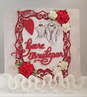 Utfordring #34 Bryllup/Wedding