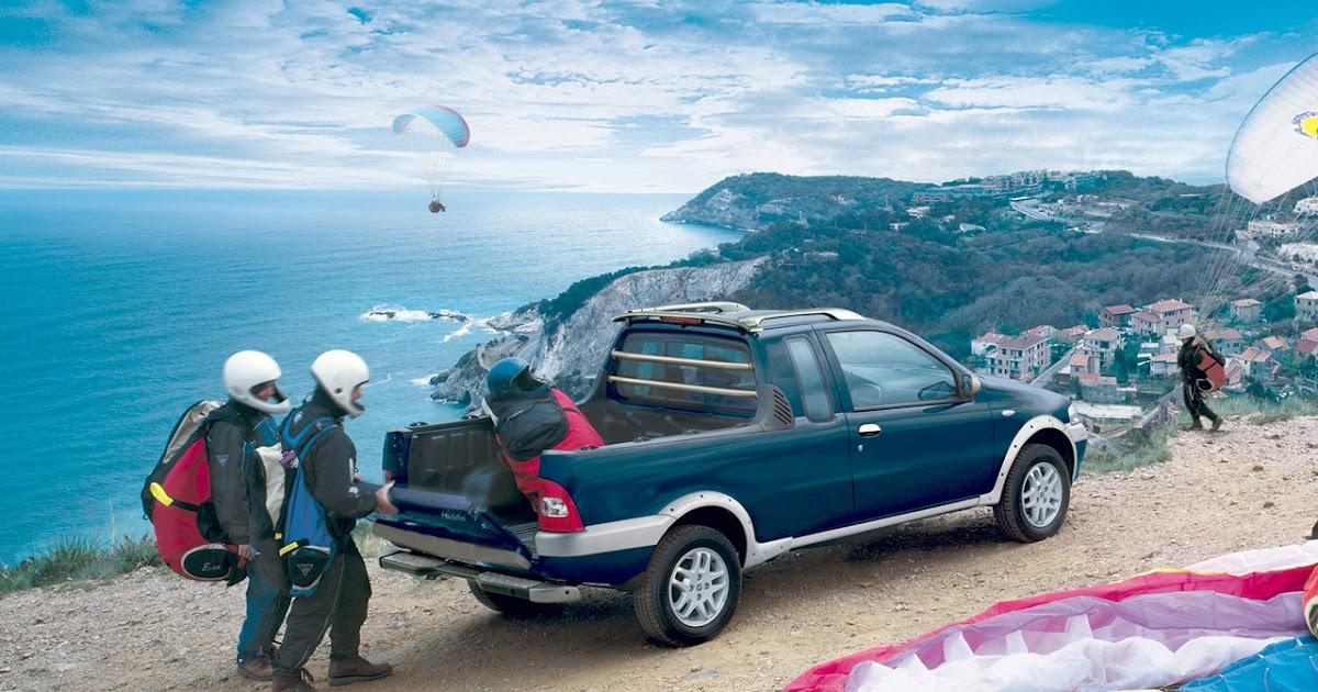 Fiat Populaire Franais Dautomobiles 2004 Fiat Strada Malibu