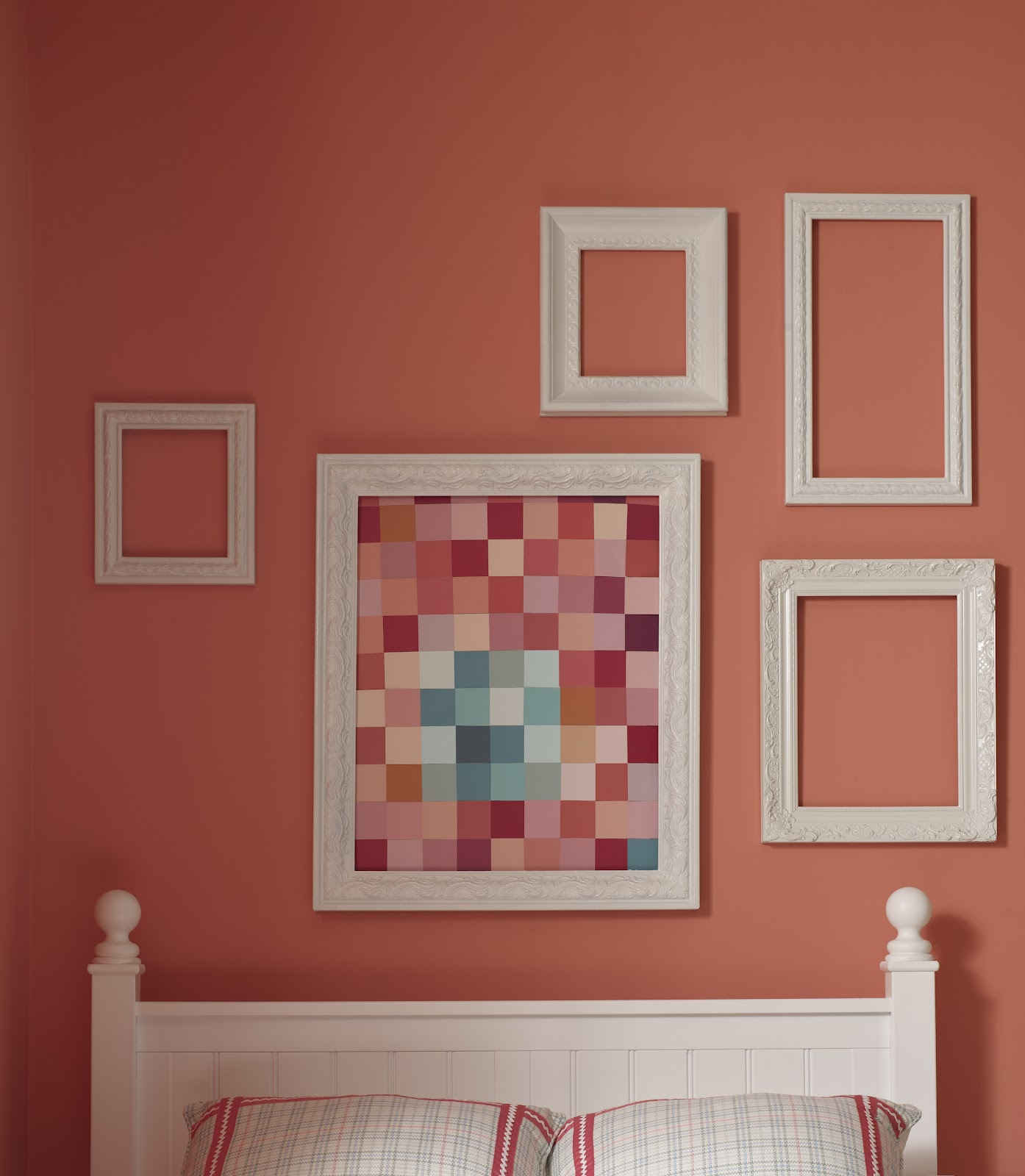Coral Bedroom Paint Besostyle Diy Paint Swatch Art