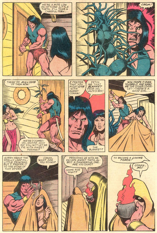 Conan the Barbarian (1970) Issue #141 #153 - English 22