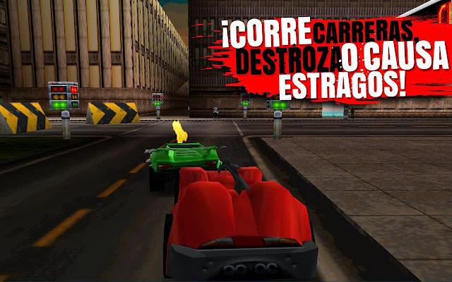 Demo del juego Carmageddon
