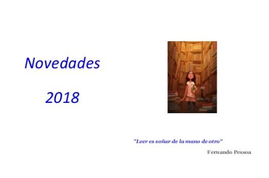 GUÍA DE NOVEDADES 2018