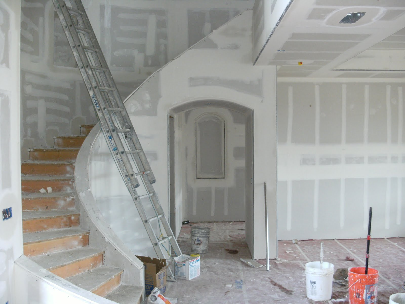 Drywall Edge Profiles : Mdd homes how we build your dream home part