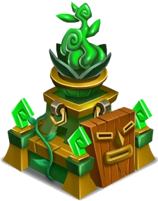imagen del templo de natura de monster legends