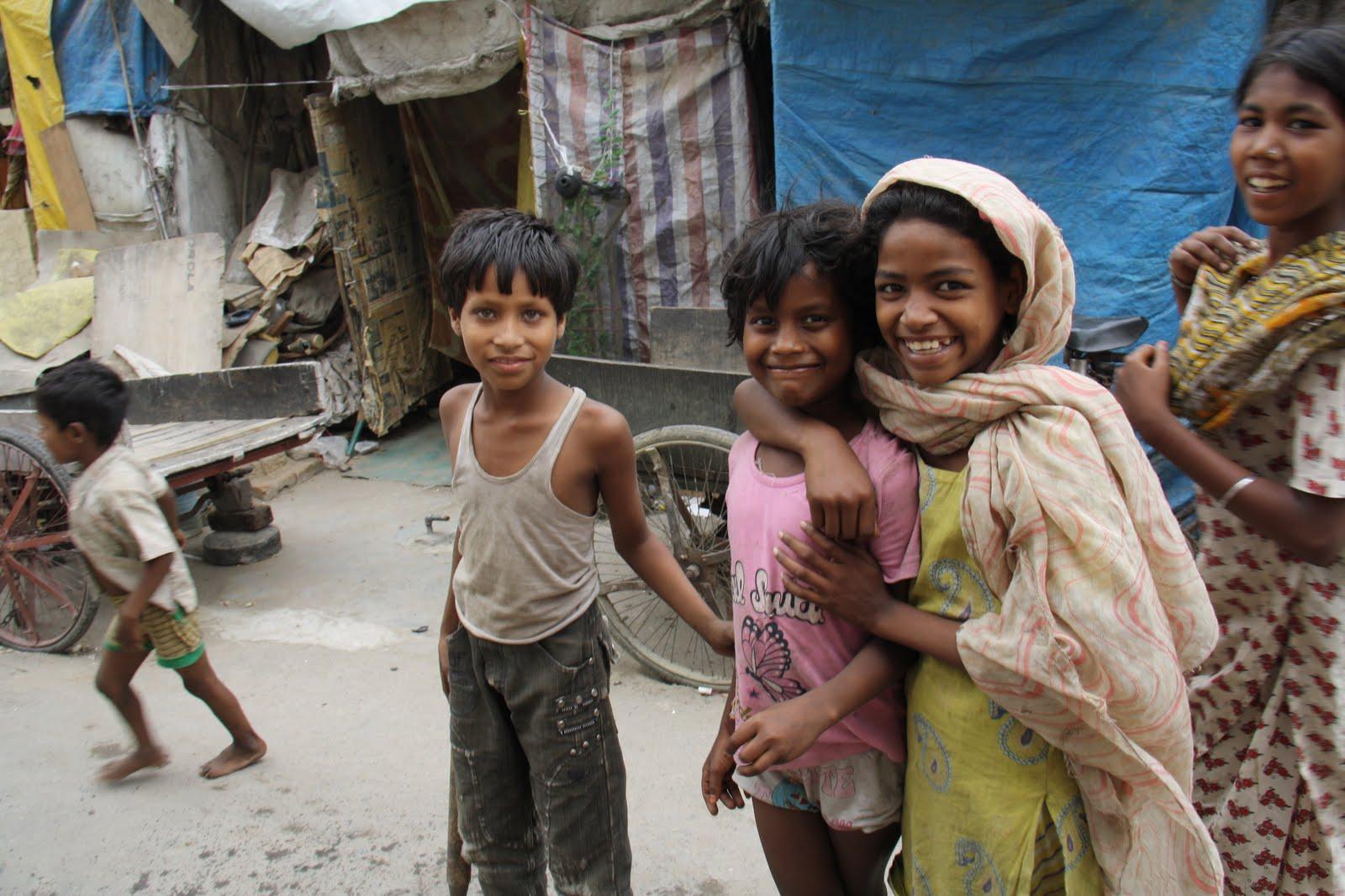 india slum girl child nude