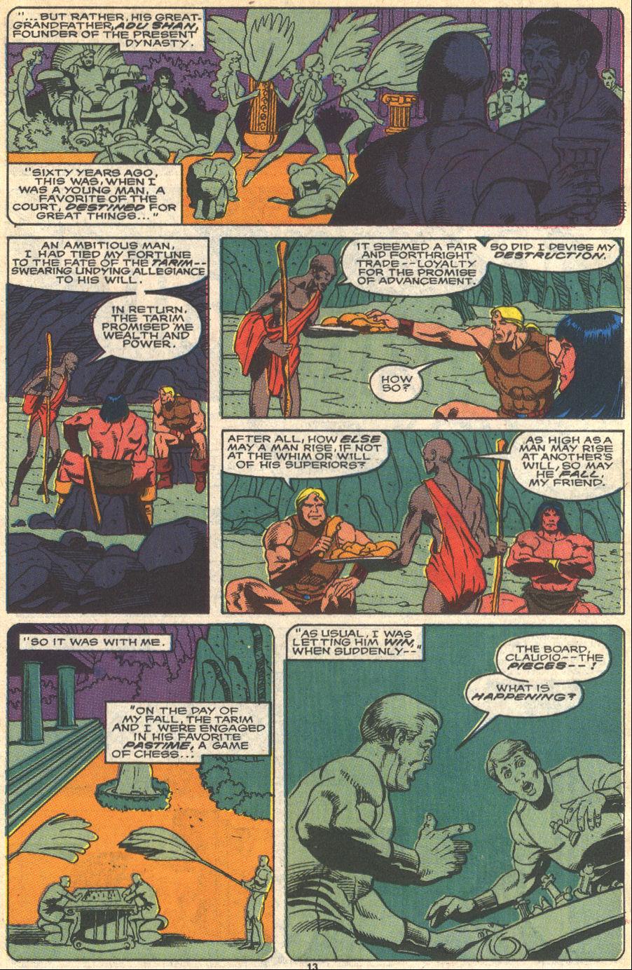 Conan the Barbarian (1970) Issue #229 #241 - English 10