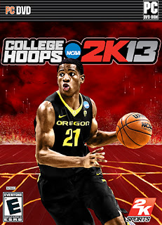 NBA 2K13 NCAA College Hoops Mod Cover
