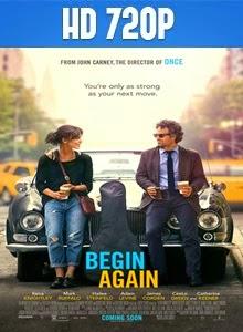 Begin Again 720p Subtitulada 2013