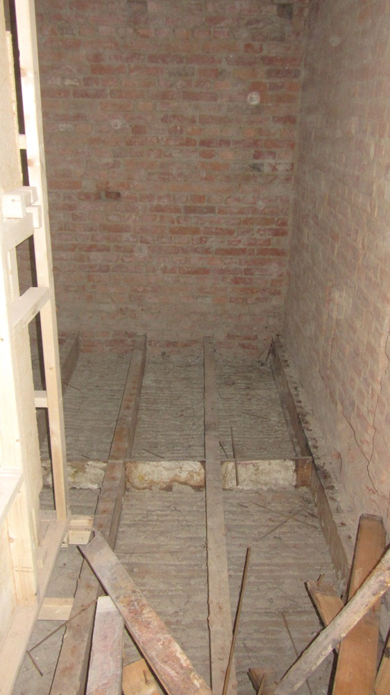 uitvlakken badkamermuur  bouwinfo, Meubels Ideeën