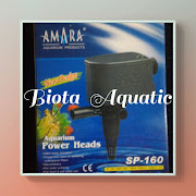 AMARA POWER HEAD SP 160