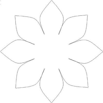 Moldes De Flores I Parte