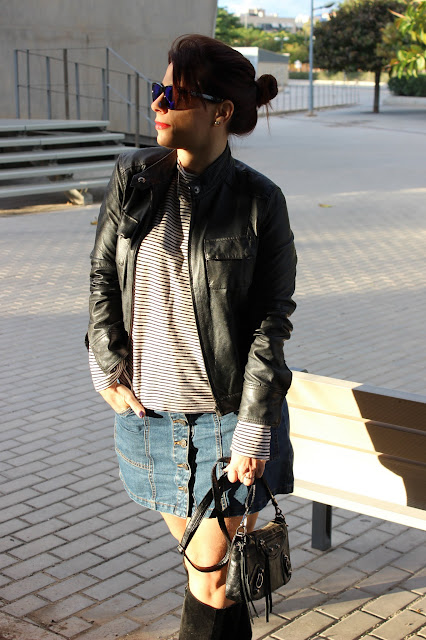 A rayas - Blog My World Of Cloth
