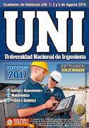 Examen UNI 2016-2