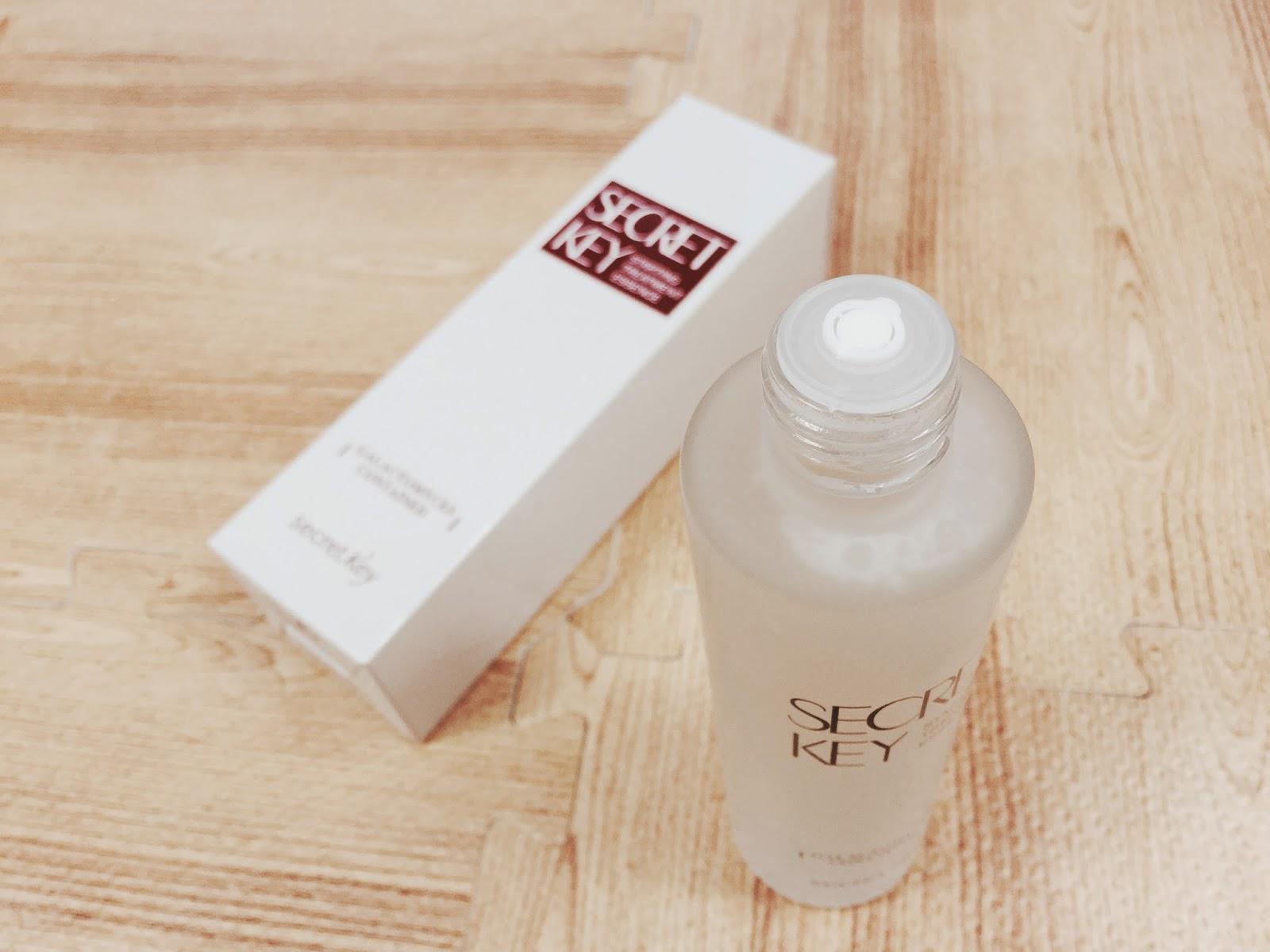 Secret Key Starting Treatment Essence Gold 24k Daftar Update Harga Cream 50gr Review