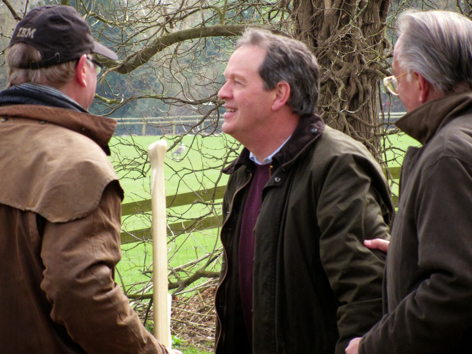 of respect for Inspector Lewis and a huge loyalty to Kevin Whately