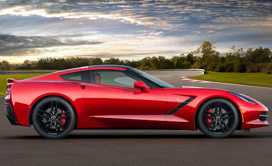 2014 Corvette Stingray C7 LT1 Energy Smart Features