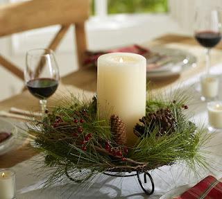 Navidad, Centros de Mesa, parte 2