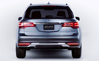 2013 Acura  on Acura Mdx Concept 2013   Car Wallpapers